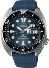 "Seiko Prospex Sea Automatic Diver's SRPF77K1 Save the Ocean Special Edition ""King Turtle"""