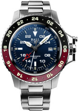 Ball Engineer Hydrocarbon AeroGMT II Automatic COSC Chronometer DG2018C-S3C-BE