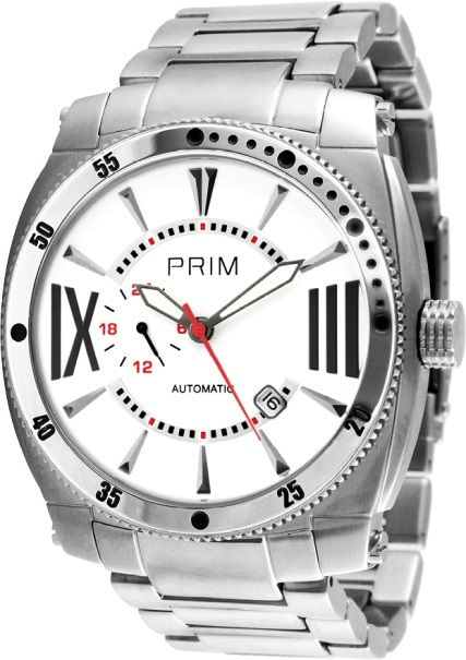 1348558d5 Pánské hodinky - ocelový řemínek, ocel pouzdro, minerální sklíčko. Veškeré  technické parametry naleznete níže