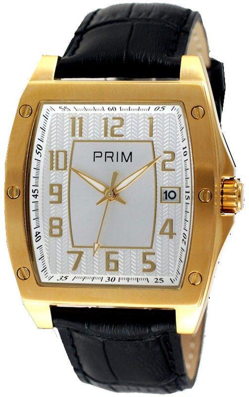 Pánské hodinky - kožený řemínek d23739f290