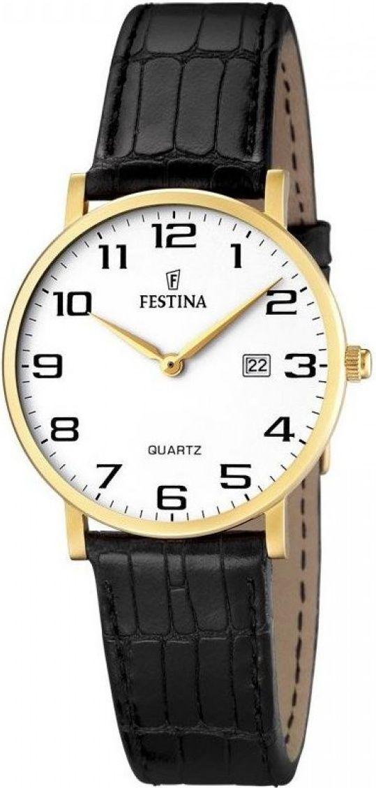 7a576fb7f65 Festina Classic 16479 1. Hodnocení  5
