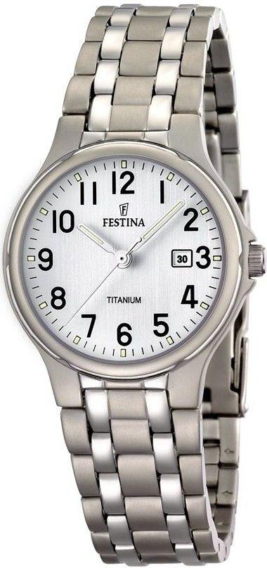 Festina Titanium Date 16461 1. Hodnocení  5 8cd8dc72dc2