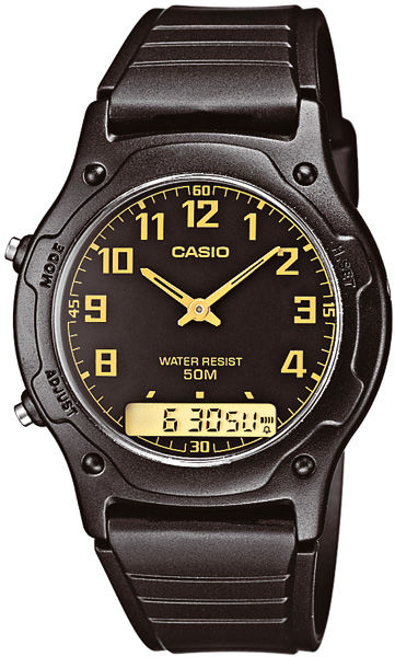 Casio Collection AW-49-1BVEF