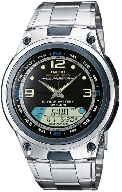 Casio Collection Fishing Gear AW-82D-1AVES. Hodnocení  4 1338a4eb70