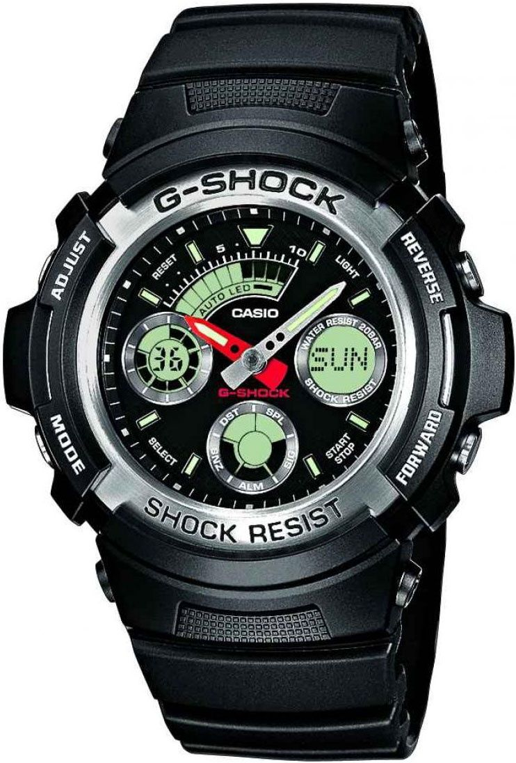 7203f4ecdf2 Casio G-Shock Original AW-590-1AER