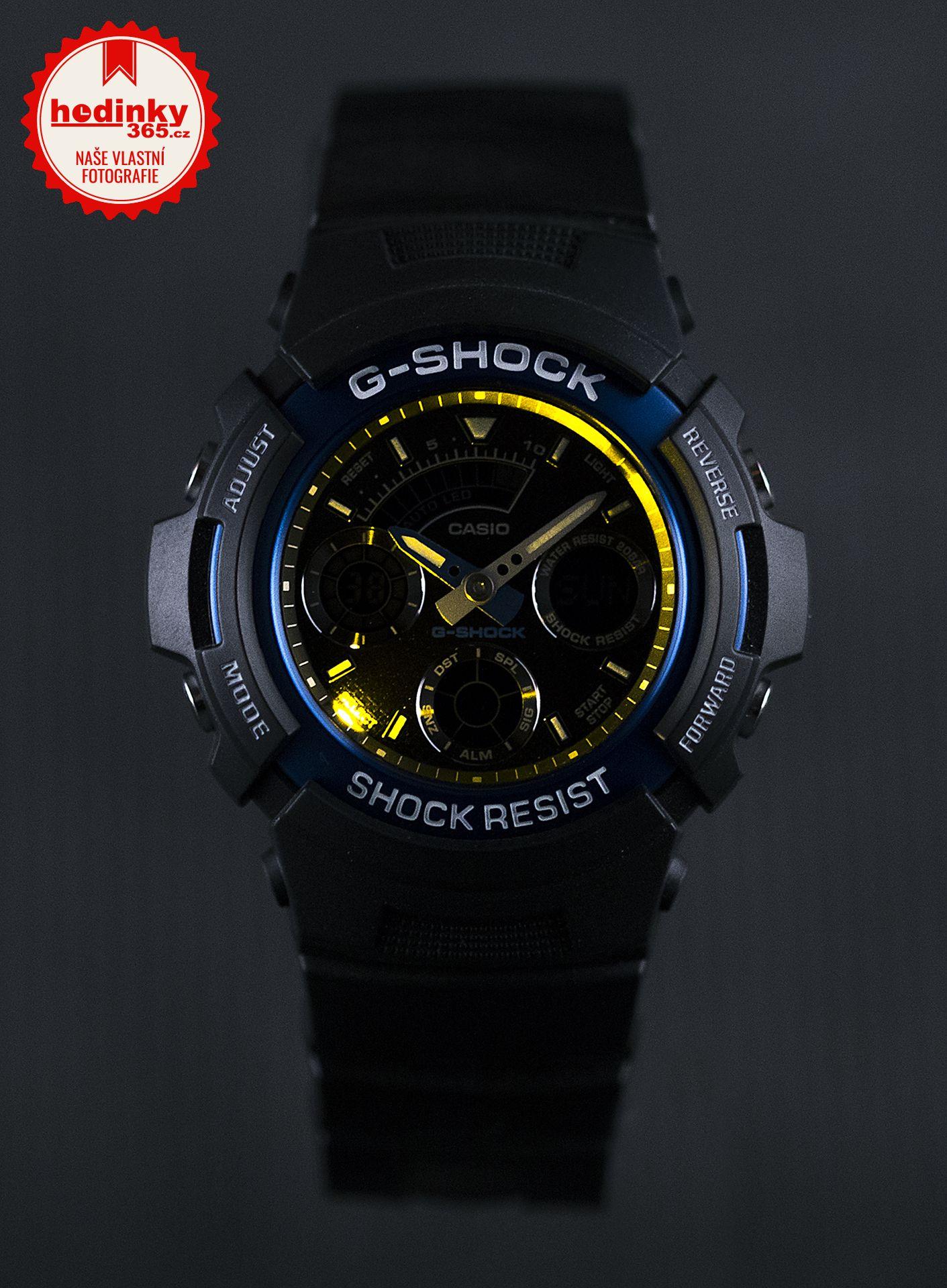 Casio G-Shock Original AW-591-2AER  6eccde8adf