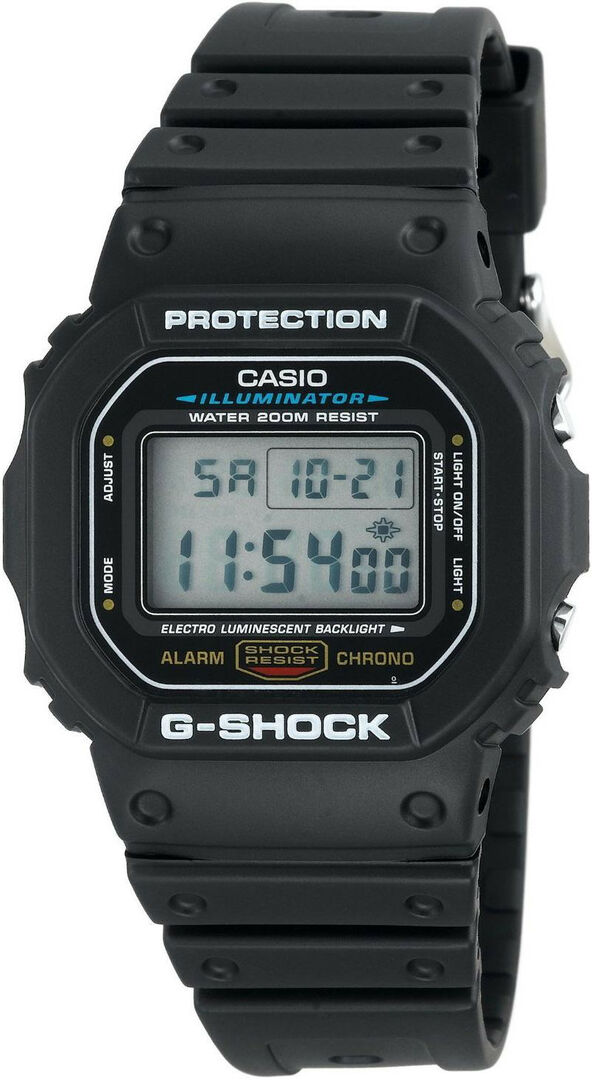 Casio G-Shock G-Specials DW-5600E-1VER
