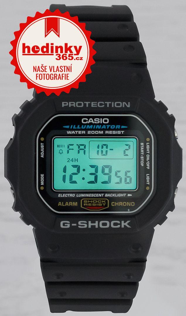 8feb89f5c5e Casio G-Shock Original DW-5600E-1VER
