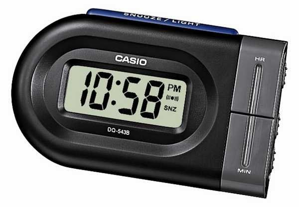 Digitální Budík Casio DQ 543-1