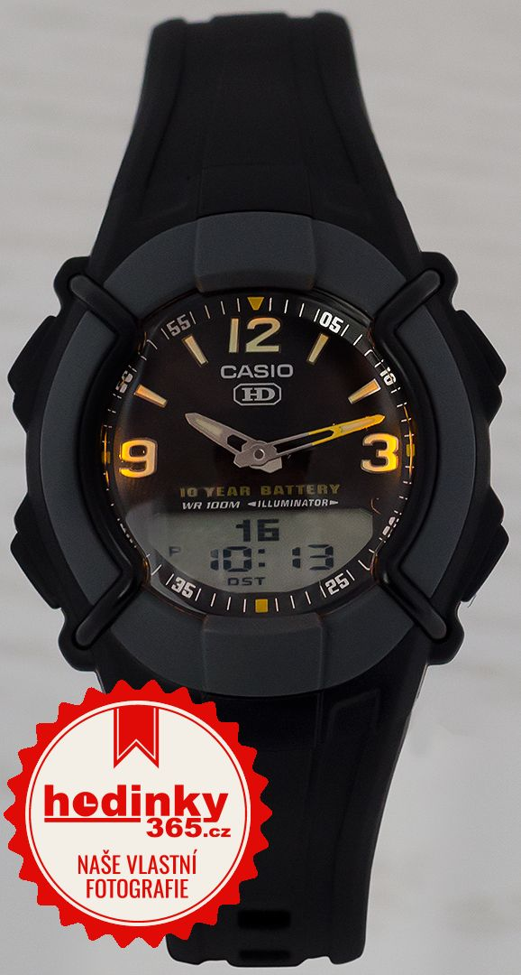 Casio Collection HDC-600-1BVES  634f3d48909