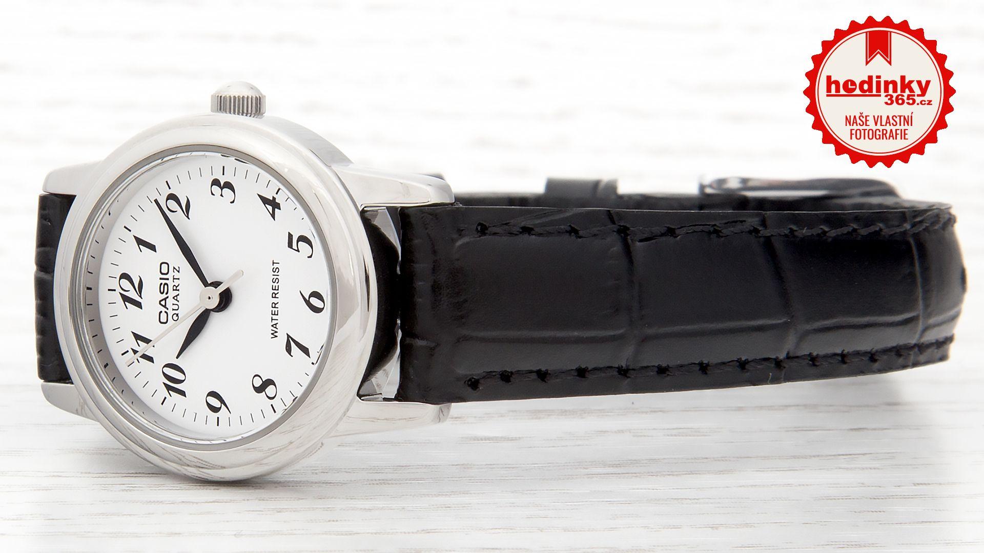 d2284e2f1 Dámské hodinky - kožený řemínek, kov pouzdro, minerální sklíčko. Veškeré  technické parametry naleznete níže