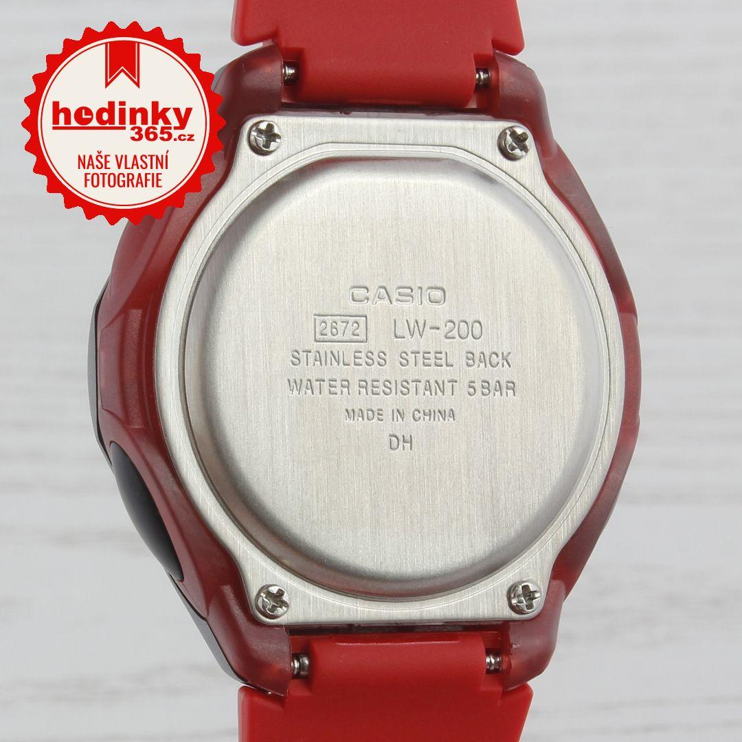 b82f8ae51b9 Dámské hodinky - pryskyřicový řemínek
