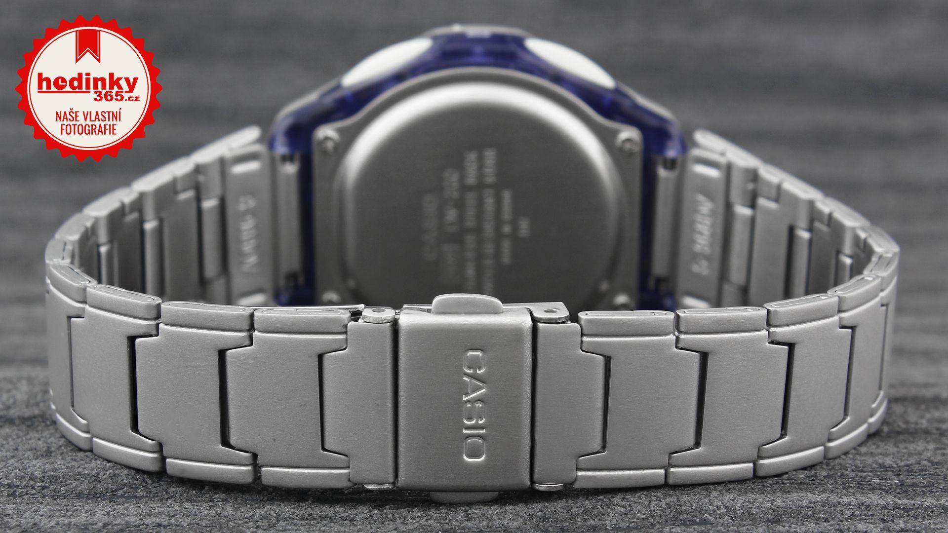 Dámské hodinky - ocelový řemínek 998d6b6b03f