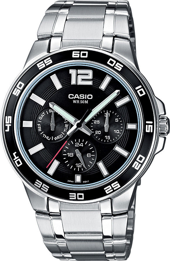 Casio Collection MTP-1300D-1AVEF