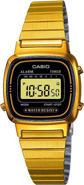 Casio Collection Retro LA670WEGA-1EF