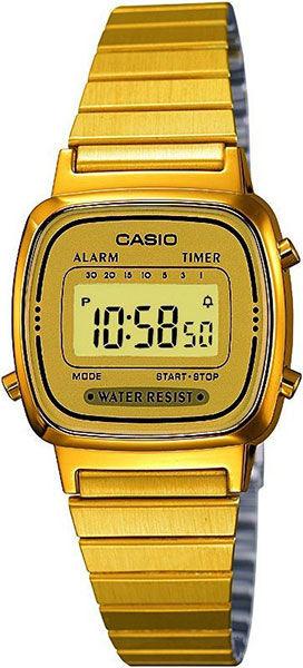 Casio Collection Retro LA670WEGA-9EF