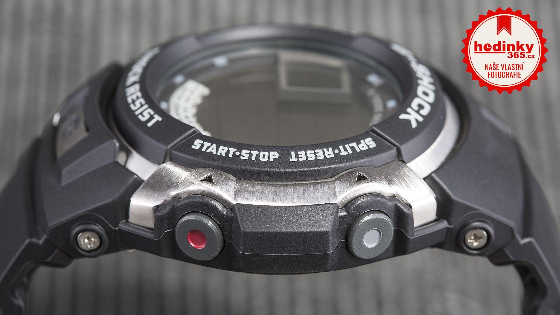 Casio G-Shock Original G-7700-1ER. Pánské hodinky - pryskyřicový řemínek f7b24f48261