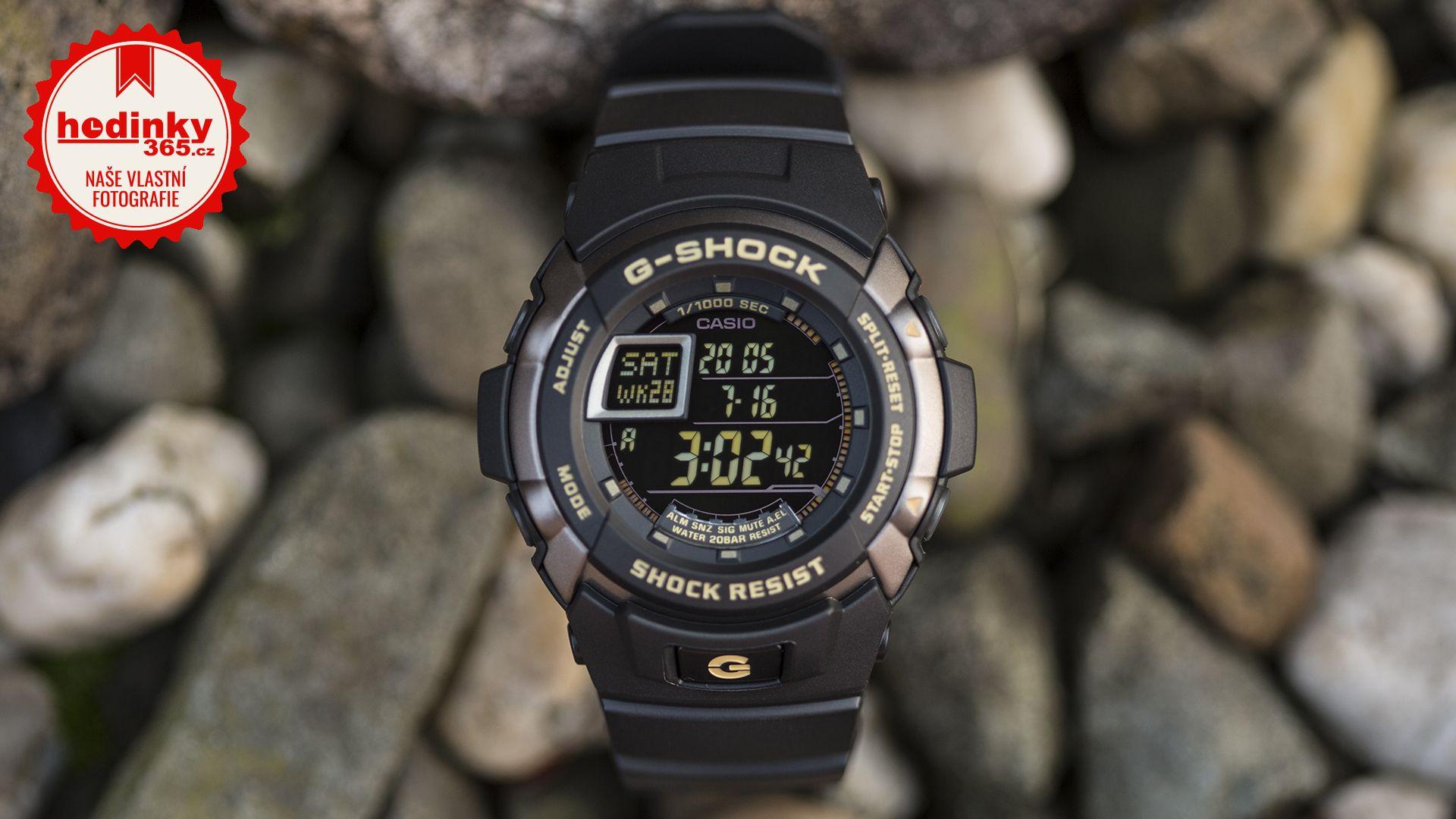 Pánské hodinky - pryskyřicový řemínek 4fe5498b793