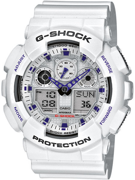 Casio G-Shock G-Classic GA-100A-7AER