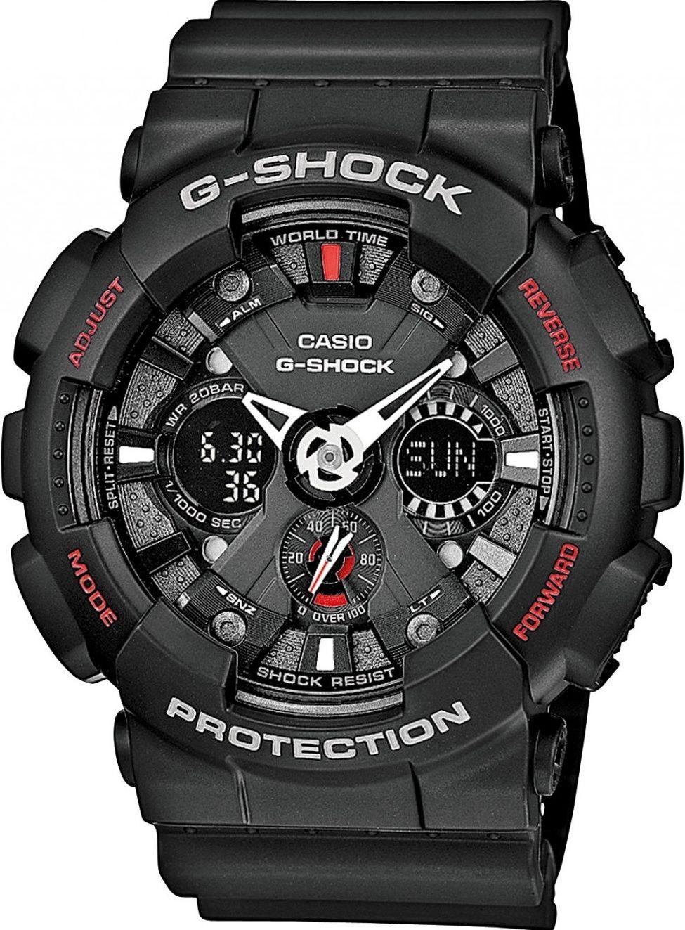 Casio G-Shock G-Classic GA-120-1AER