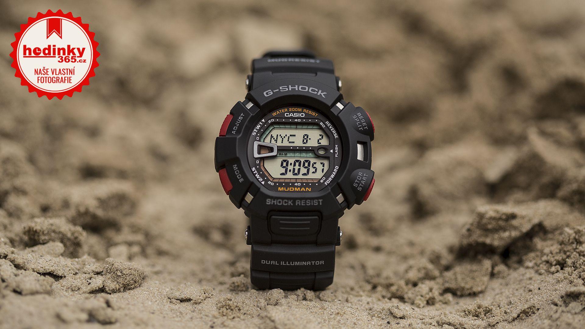 be7c8b3999c Casio G-Shock Mudman G-9000-1VER