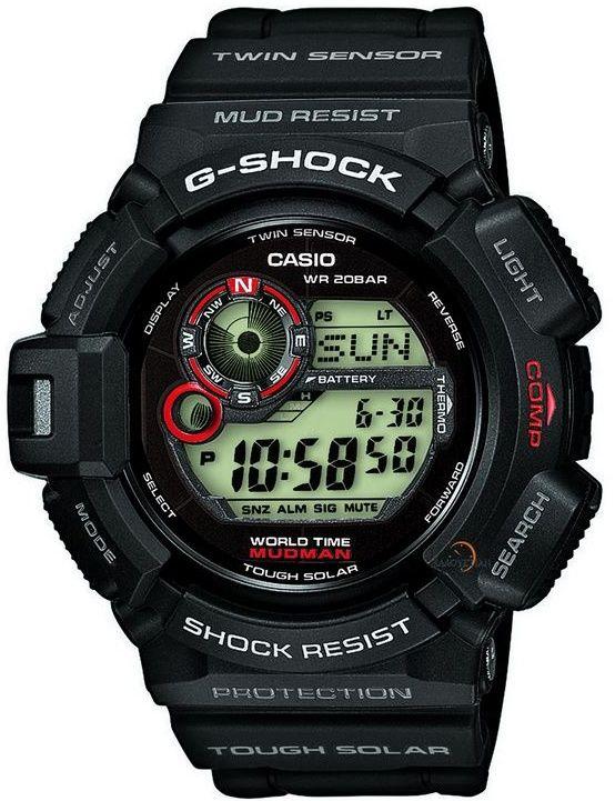 Casio G-Shock Mudman G-9300-1ER