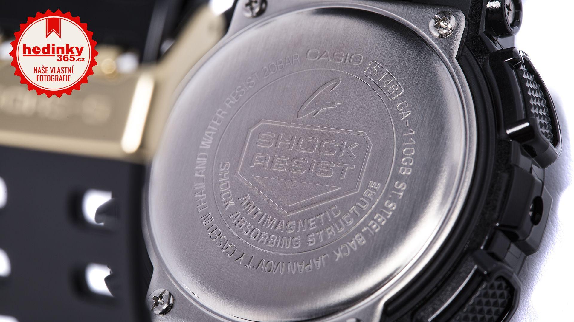 Casio G-Shock G-Classic GA-110GB-1AER