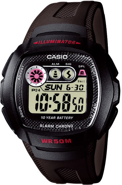 Casio Collection W-210-1CVES