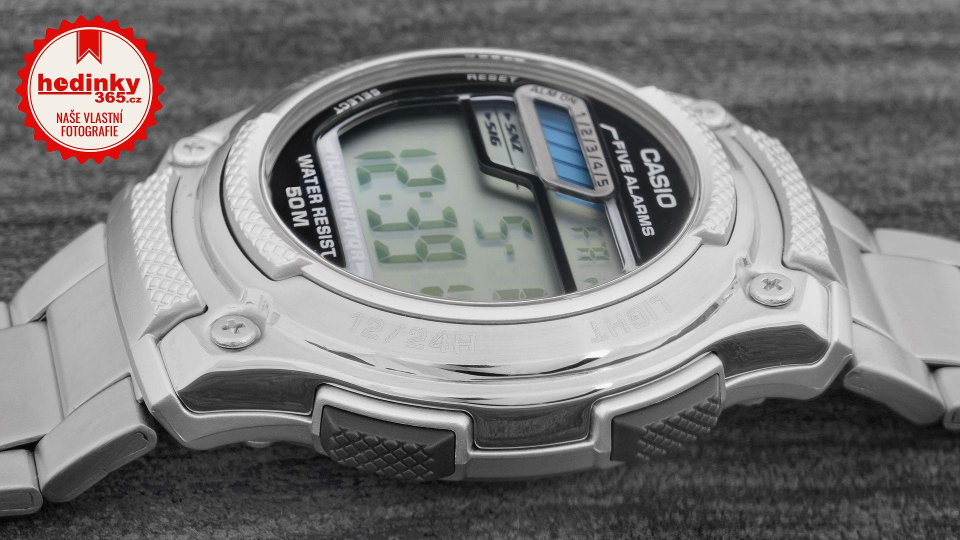 Pánské hodinky - ocelový řemínek 17851e56dd8
