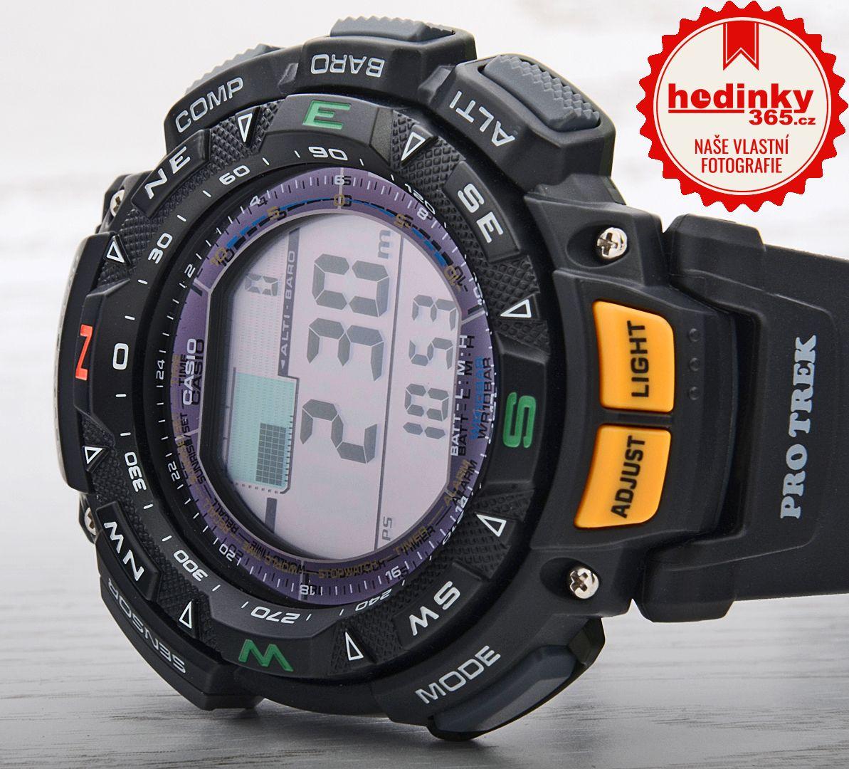 Hodinky Casio Protrek PRG-240-1ER 1e73db4eea5