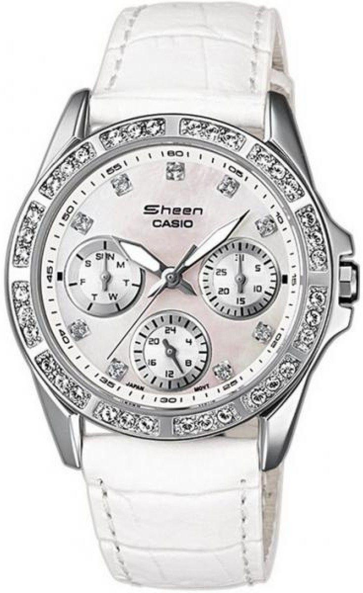 Dámské hodinky - kožený řemínek 235ba02eebf
