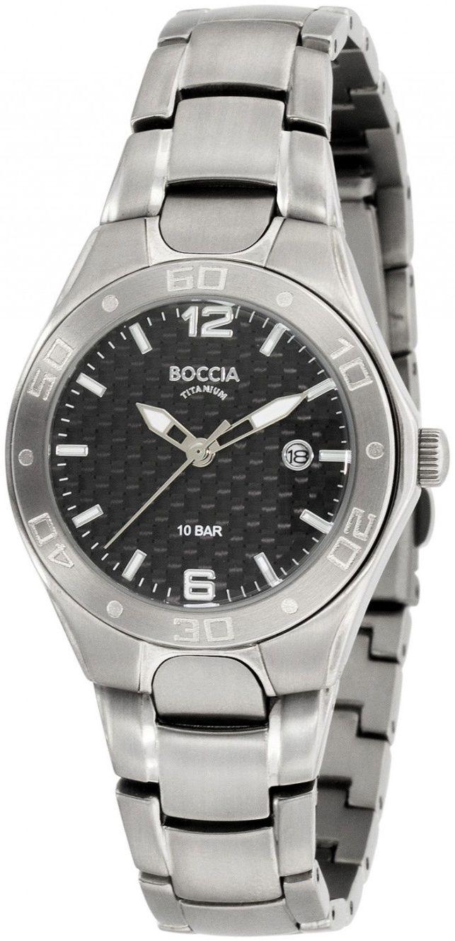 Dámské hodinky - titanový řemínek 9476f5c5ec3