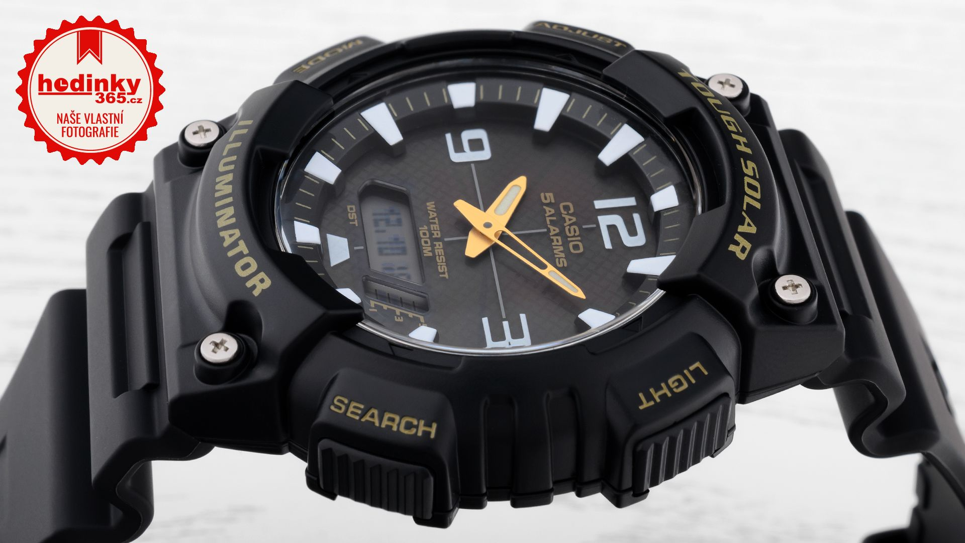 Casio Collection AQ-S810W-1BVEF. Hodnocení  5 ae693aa78111