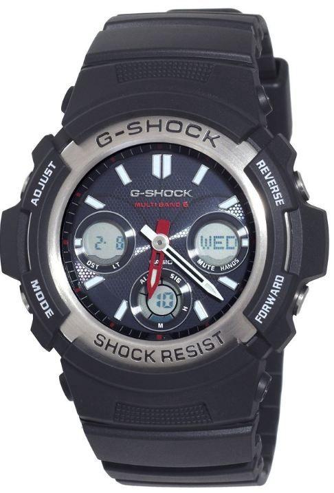 Casio G-Shock G-Classic AWG-M100-1AER