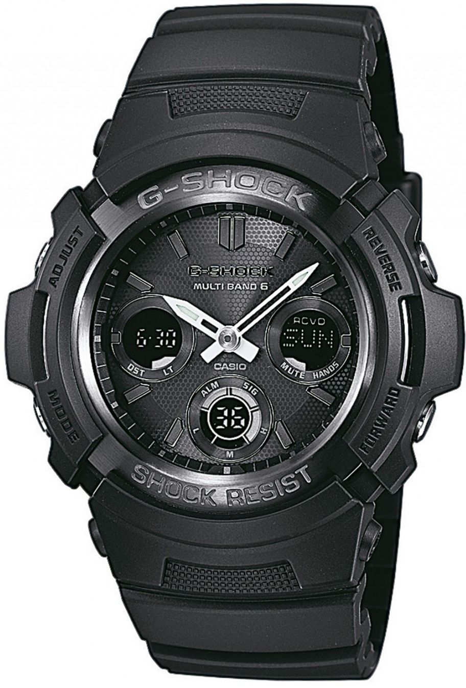 Casio G-Shock G-Classic AWG-M100B-1AER
