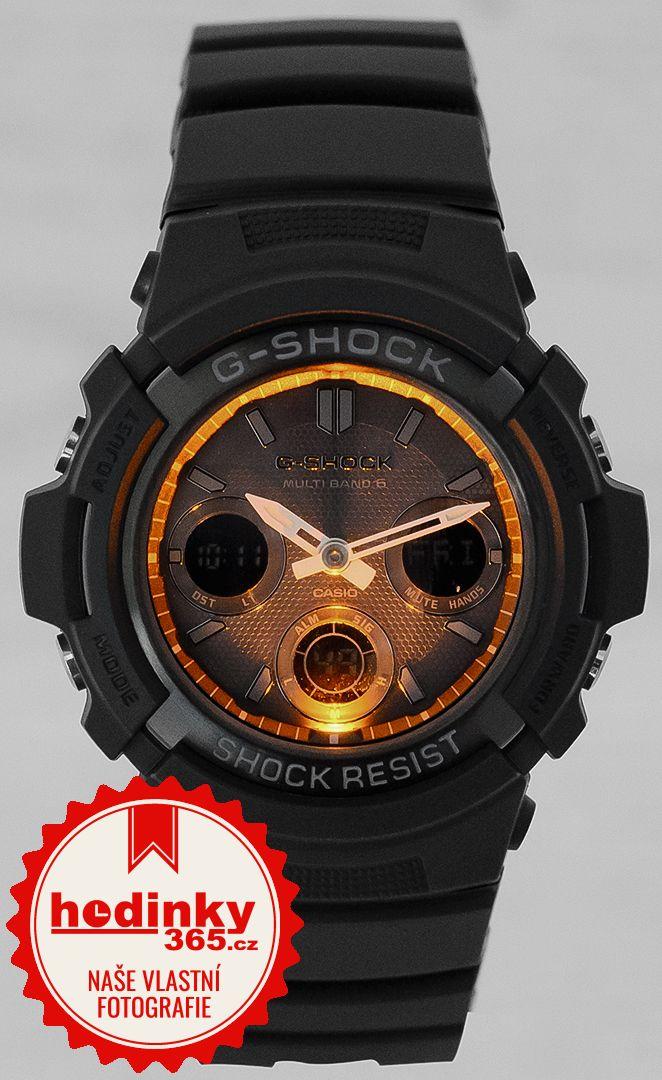 Casio G-Shock Original AWG-M100B-1AER  dd80ff00be