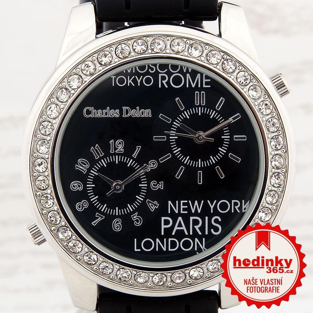 301991046 Charles Delon 4950/04 | Hodinky-365.cz