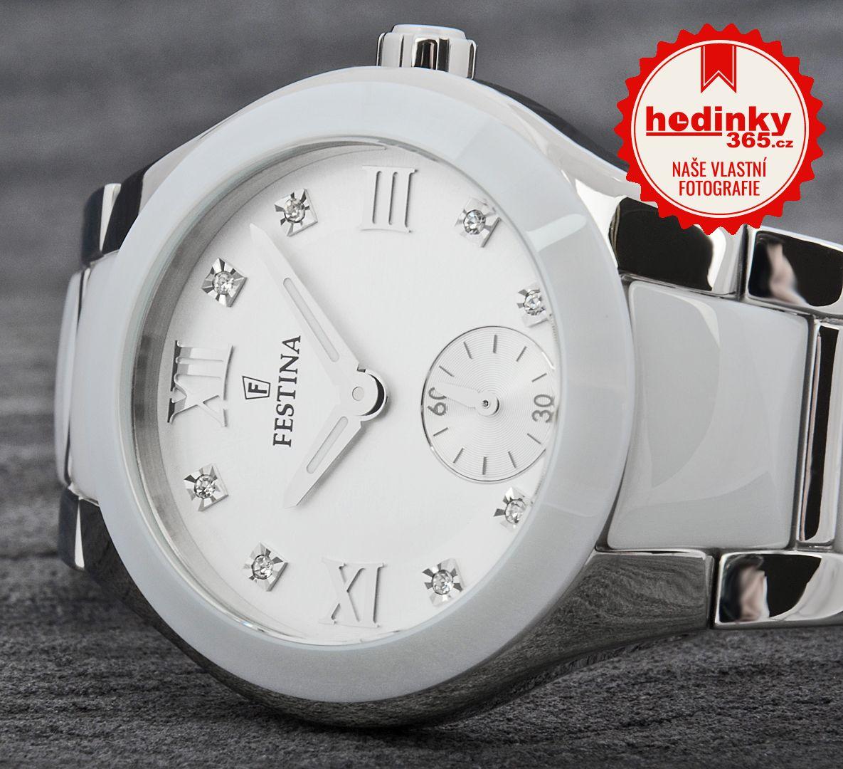 90be69943 Dámské hodinky - keramický řemínek, keramika pouzdro, minerální sklíčko.  Veškeré technické parametry naleznete níže