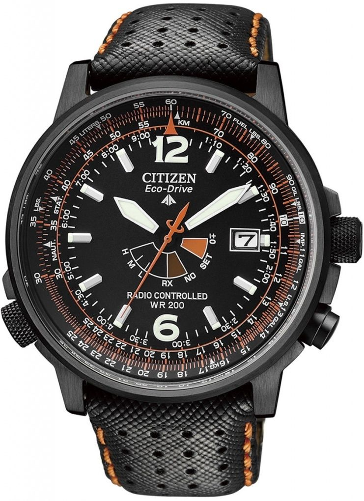 Citizen AS2025-09E Radio Controlled