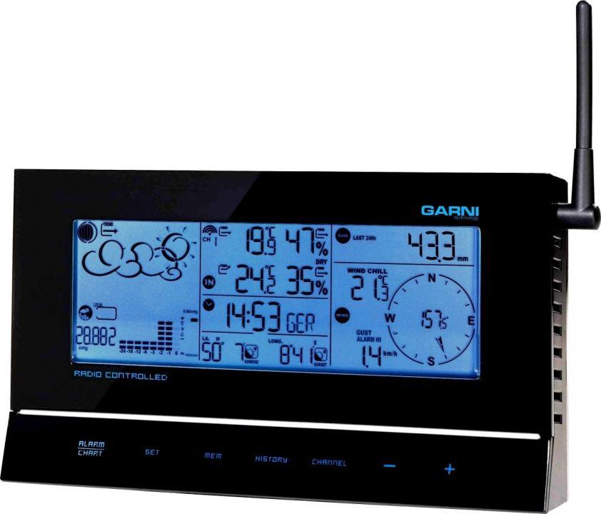 Meteorologická stanice Garni 857