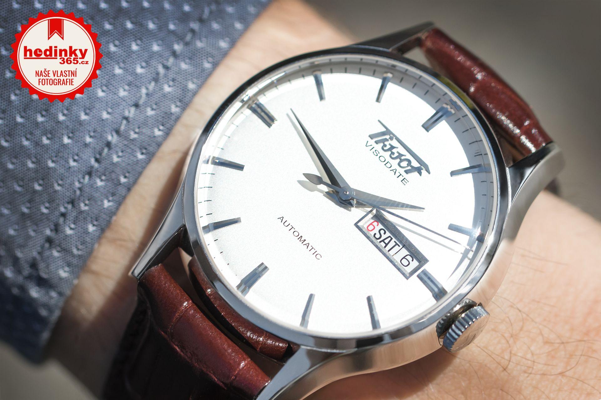 Tissot Heritage Visodate Automatic T019.430.16.031.01  b6b065137a