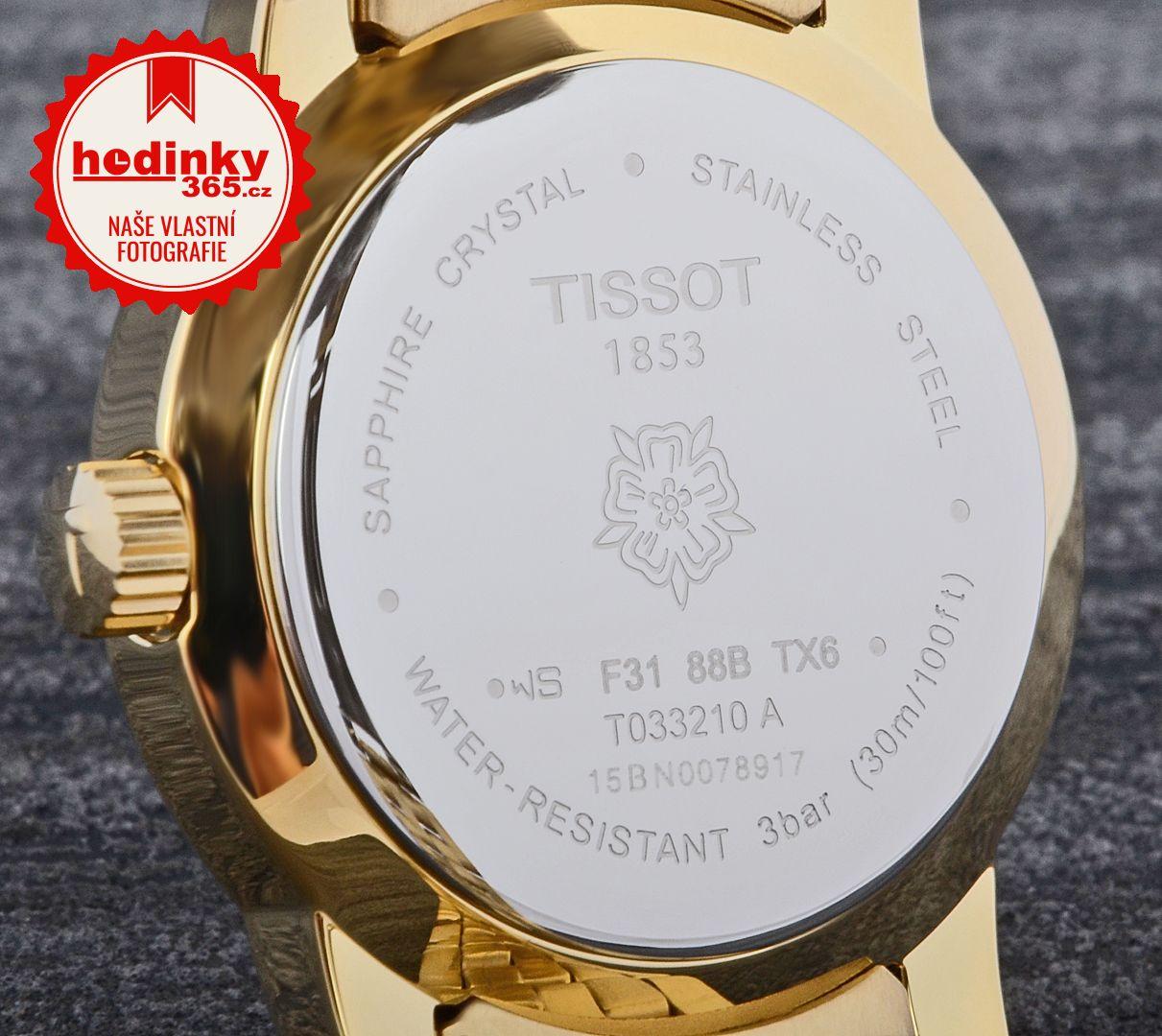 Hodinky Tissot Classic Dream T033.210.33.111.00 01b48ba4d3