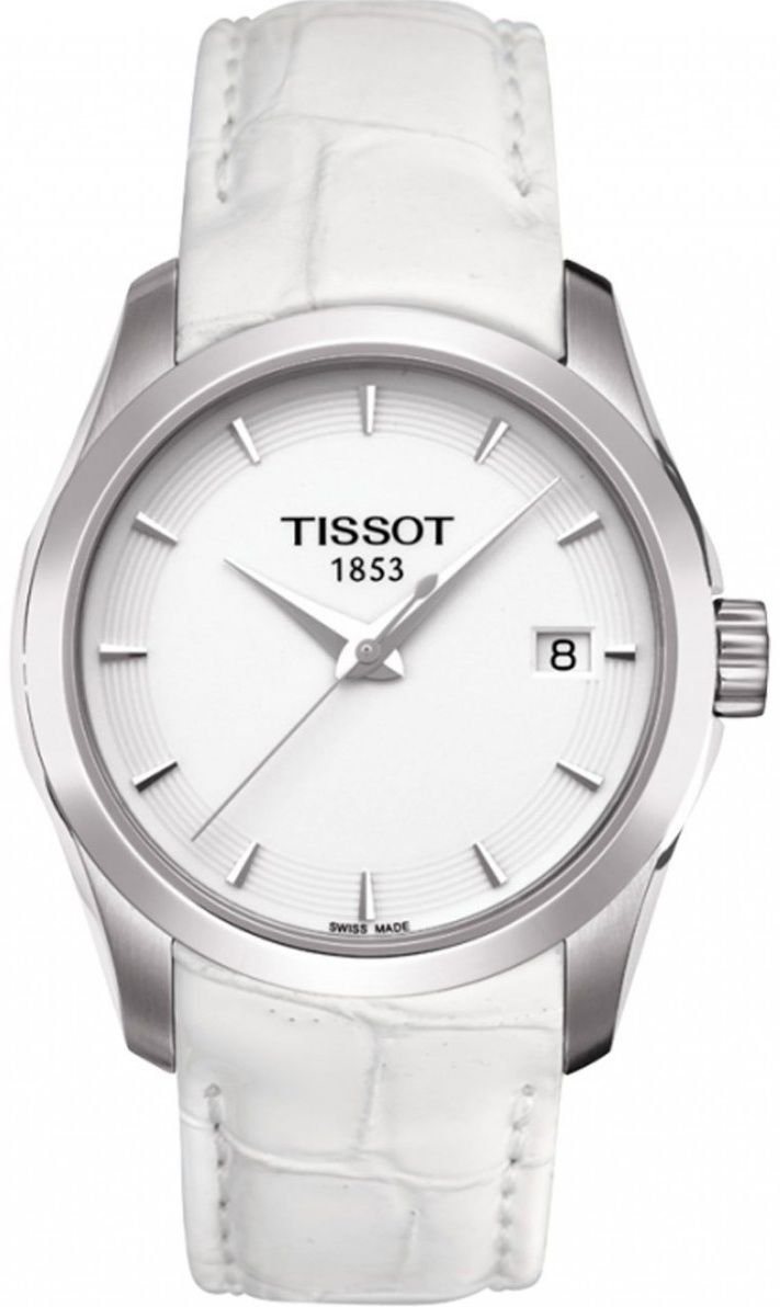 Tissot Couturier Quartz T035.210.16.011.00