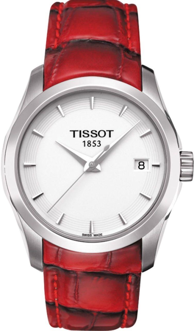 Tissot Couturier Quartz T035.210.16.011.01