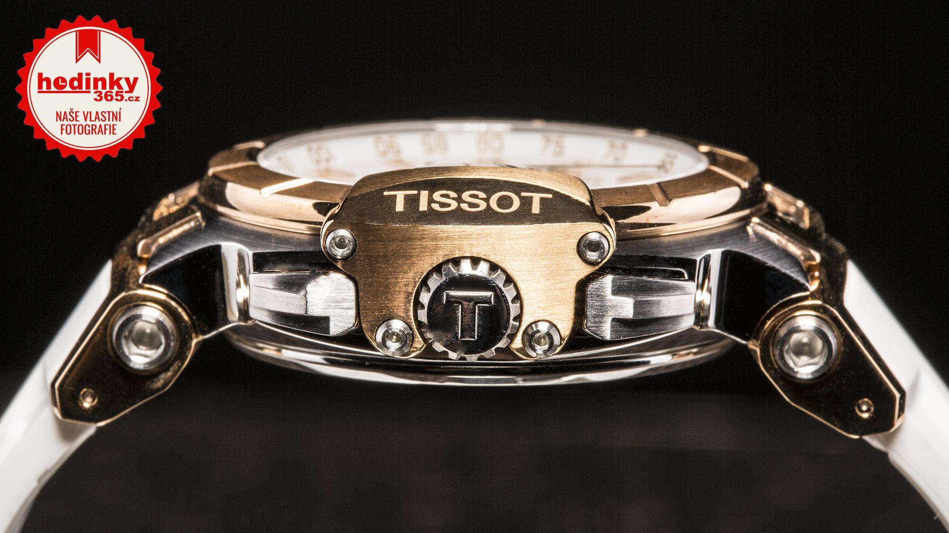 Dámské hodinky - silikonový řemínek c644f9e1daf