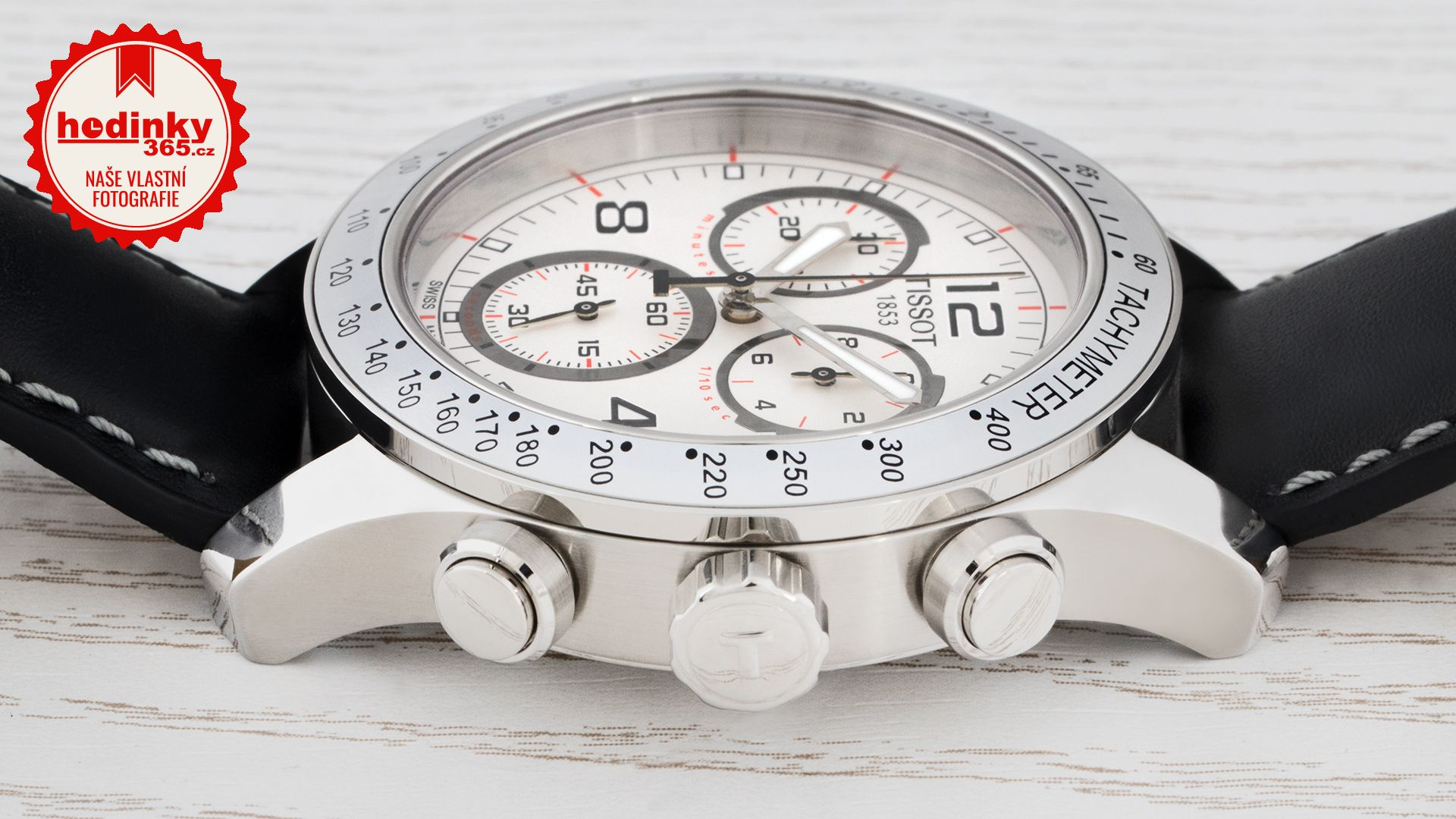 Pánské hodinky - kožený řemínek 9b20b3adb8