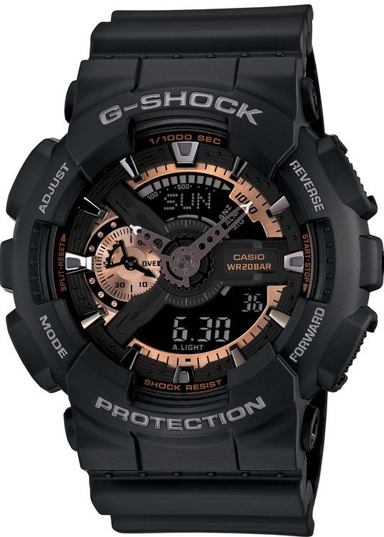 Casio G-Shock G-Classic GA-110RG-1AER