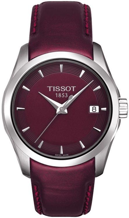 Tissot Couturier Quartz T035.210.16.371.00