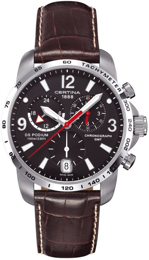 Certina DS Podium Chronograph GMT Quartz C001.639.16.057.00