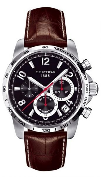 Certina DS Podium Chronograph Valgranges C001.614.16.057.00